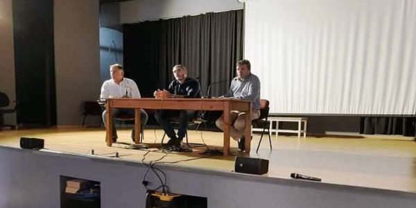 Ενημερωτική συνάντηση από την Π.Ε. Ηρακλείου στο Δήμο Μινώα-Πεδιάδος για την υλοποίηση του προγράμματος δακοκτονίας - Ειδήσεις Pancreta