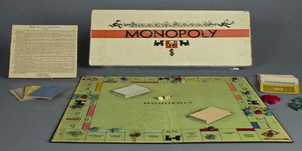 Η ιστορία της Monopoly - Ειδήσεις Pancreta