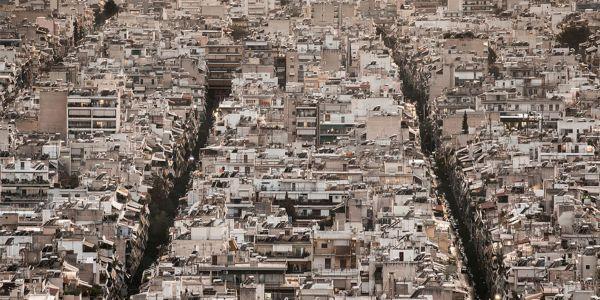 Margarita Nikitaki: Οι κλειστοφοβικές φωτογραφίες των αστικών τοπίων της Αθήνας (Photos) - Ειδήσεις Pancreta