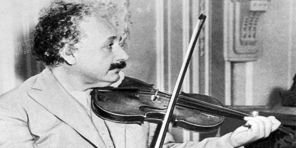 Ο μουσικός Άινσταϊν - Ειδήσεις Pancreta