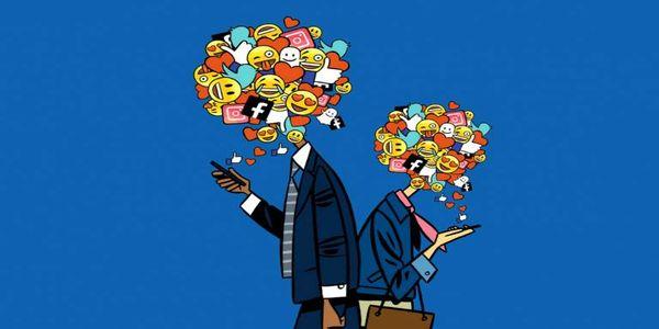 Τα social media «τζογάρουν» με το μυαλό μας - Ειδήσεις Pancreta