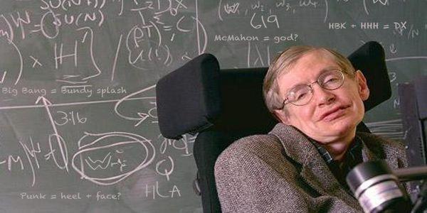 Hawking: Η ανθρωπότητα κινδυνεύει άμεσα από τον εαυτό της - Ειδήσεις Pancreta