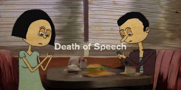 Ο θάνατος της ομιλίας (Animation) - Ειδήσεις Pancreta