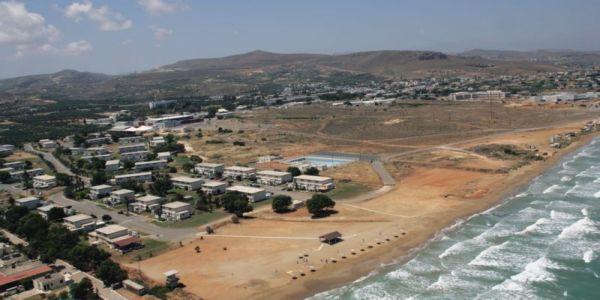 Αντίδραση Αρναουτάκη για την έξωση δομών από την πρώην αμερικανική βάση Γουρνών - Ειδήσεις Pancreta