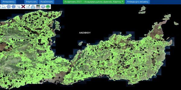 Αντιδράσεις για τους δασικούς χάρτες στο Λασίθι – Δασικό το αεροδρόμιο Σητείας - Ειδήσεις Pancreta