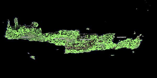 Νέες προθεσμίες για τους δασικούς χάρτες - Ειδήσεις Pancreta