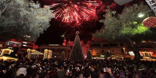Επιστρέφει λαμπερό και επισκέψιμο το «Χριστουγεννιάτικο Κάστρο» στην καρδιά της πόλης του Ηρακλείου   Pancreta Ειδήσεις