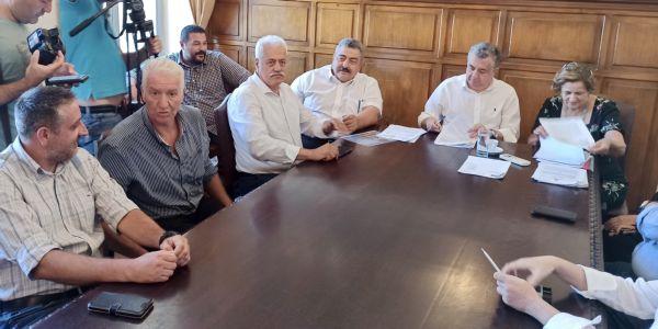 Στ. Αρναουτάκης: «Η νέα γενιά έργων απαιτεί καλή προετοιμασία και ετοιμότητα απ' όλους» - Ειδήσεις Pancreta