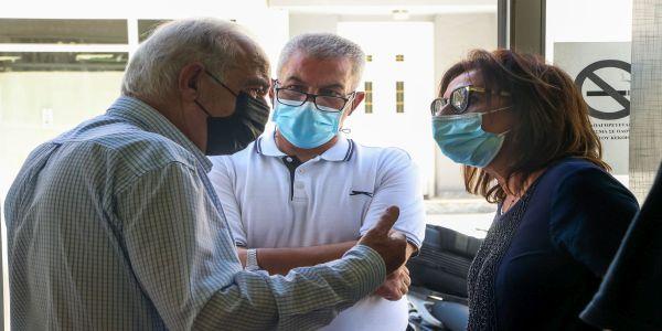 Ξεκίνησαν οι εμβολιασμοί των προσφύγων - Ειδήσεις Pancreta