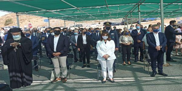 Κορυφώθηκαν οι εκδηλώσεις τιμής και μνήμης για το Ολοκαύτωμα της Βιάννου παρουσία της Προέδρου της Δημοκρατίας | Pancreta Ειδήσεις