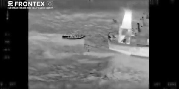 Συνελήφθη το πλήρωμα του «ναρκόπλοιου» - Βίντεο με το ρεσάλτο