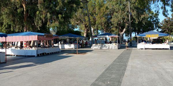 Ξεκίνησε η Έκθεση Βιβλίου στην Πλατεία Ελευθερίας - Ειδήσεις Pancreta