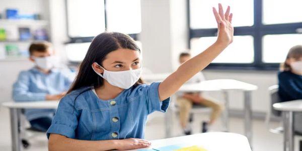 Πόσες μάσκες πρέπει να παίρνουν τα παιδιά στο σχολείο - Ειδήσεις Pancreta